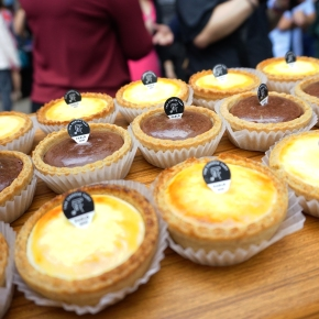 Sweet dreams are made of cheese: Pablo Cheese Tarts in BGC!
